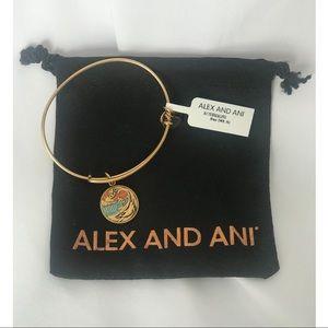 Alex and Ani Maui Bangle Bracelet NWT